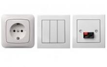 Elektros instaliacijos gaminiai