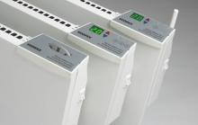 Elektriniai radiatoriai ADAX Multi VP/VL9