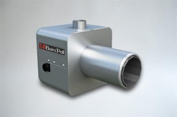Rotacinis granulių degiklis BurnPell EVO Mini, 5 - 26 kW