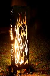 Lauko ugniakuras UGNIS (1000x250x250)