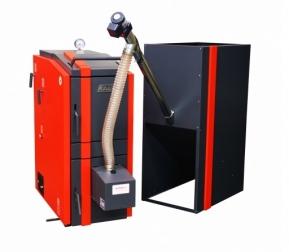 Granulinis katilas Kalvis 2-30DG, 30 kW