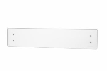 Elektrinis radiatorius ADAX CLEA L 10 KWT White, 1000 W