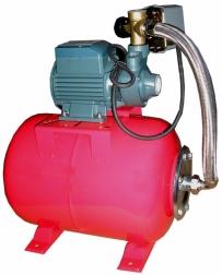 Akcija! Elektrinis vandens siurblys AUQB60 24L (plieniniu rezervuaru)