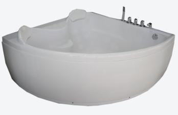 Akrilinė vonia B1515-2 be masažų (simple)