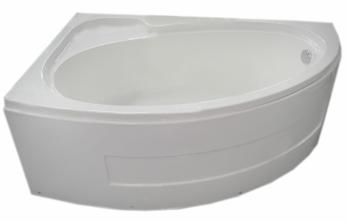 Akrilinė vonia H8822 kairė