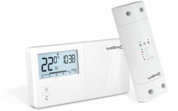 Belaidis programuojamas termoreguliatorius Wellmo WTH25.16RF