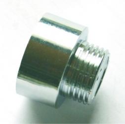 Redukcija chromuota 2822 sriegis v./iš. F3/4xM1/2