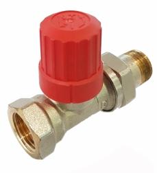 Ventilis termost. Danfoss RA-G15 tiesus