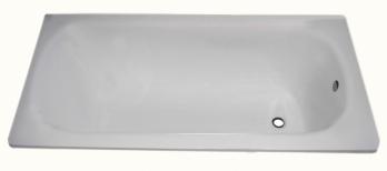 Akcija! Metalinė vonia 20001 170cm