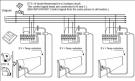 Termostatas-vykdantysis mechanizmas (modulis) GLAMOX heating ETS-18