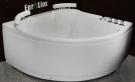 Akrilinė vonia B1550-1 be masažų (simple)