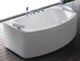Akrilinė vonia B1790-1 be masažų (simple) 160cm