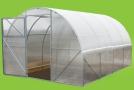 Akcija! Šiltnamis PremiumTitan 3x4 arkinis polikarbonatinis surenkamas