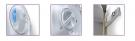 Elektrinis vandens šildytuvas TESY GCHMS100 horizontalus kombinuotas